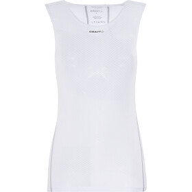 Craft Cool Mesh Superlight Ärmelloses Shirt Damen white